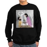 Temple or Market? Sweatshirt (dark)