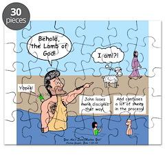 Lamb of God Puzzle