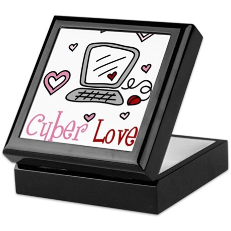 Cyber Love Keepsake Box