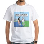 Lamb Clarification White T-Shirt