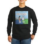 Lamb Clarification Long Sleeve Dark T-Shirt