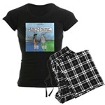Lamb Clarification Women's Dark Pajamas