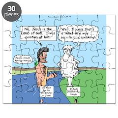 Lamb Clarification Puzzle