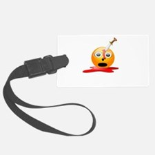 Emurdercon Black.png Luggage Tag