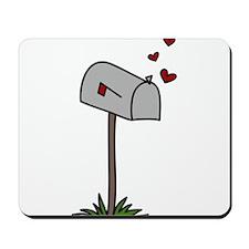 Love Letters Mousepad
