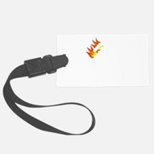 I Tried It At Home Black SOT.png Luggage Tag