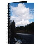 Eel River with Clouds Journal