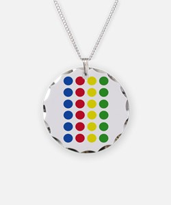 Twister Dots Necklace