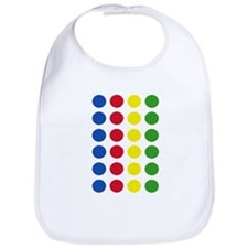 Twister Dots Bib