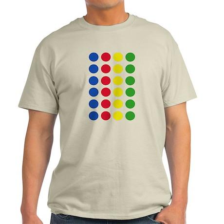 Twister Dots Light T-Shirt