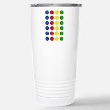 Twister Dots Travel Mug