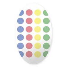 Twister Dots Decal
