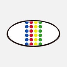 Twister Dots Patches