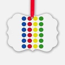 Twister Dots Ornament