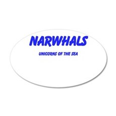 Narwhals Wall Decal