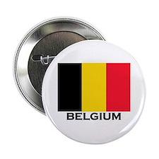 Belgium Flag Merchandise Button