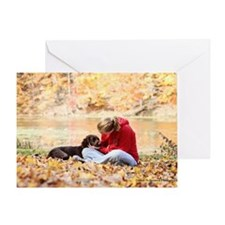 Story of Love Greeting Card