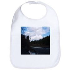 Eel River with Clouds Bib
