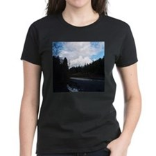 Eel River with Clouds Tee
