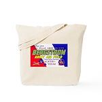 Bergstrom Army Air Base Tote Bag