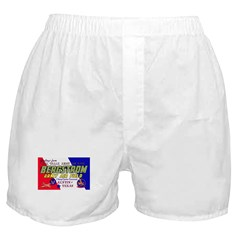 Bergstrom Army Air Base Boxer Shorts