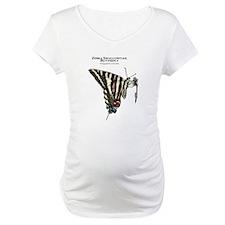 Zebra Swallowtail Butterfly Shirt