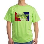 Bergstrom Army Air Base Green T-Shirt