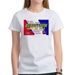 Bergstrom Army Air Base (Front) Women's T-Shirt