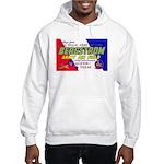Bergstrom Army Air Base Hooded Sweatshirt