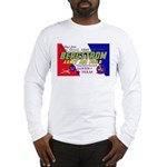 Bergstrom Army Air Base (Front) Long Sleeve T-Shir