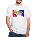 Bergstrom Army Air Base White T-Shirt