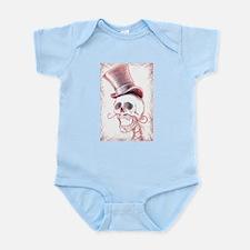 Dapper Dia De Los Muertos Infant Bodysuit