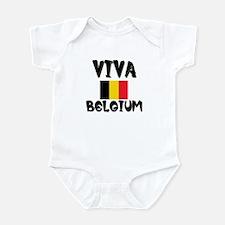 Viva Belgium Infant Bodysuit