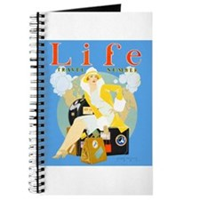 Life Travel Number Journal