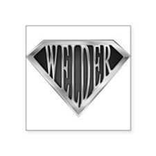 SuperWelder(metal) Rectangle Sticker