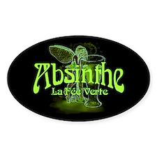 Absinthe Fairy Dark Decal