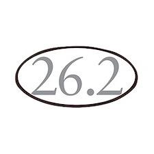 26.2 Marathon Distance Patches