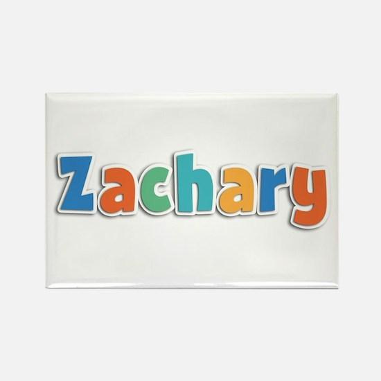 Zachary Spring11B Rectangle Magnet