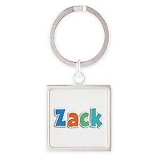 Zack Spring11B Square Keychain