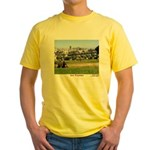 Painted Ladies Yellow T-Shirt