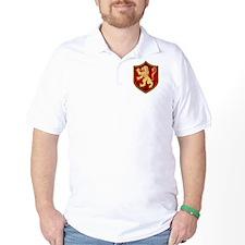 Gilded Lion Sigil T-Shirt