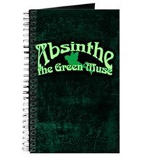 Absinthe The Green Muse Journal