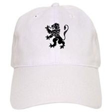 Black Lion Rampant Baseball Cap