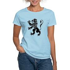 Black Lion Rampant T-Shirt