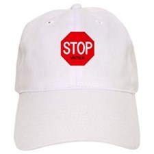 Stop Yadira Baseball Cap