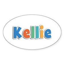 Kellie Spring11B Oval Decal