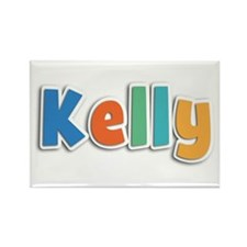 Kelly Spring11B Rectangle Magnet