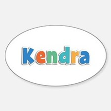 Kendra Spring11B Oval Decal