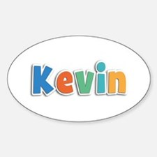 Kevin Spring11B Oval Decal