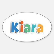 Kiara Spring11B Oval Decal
